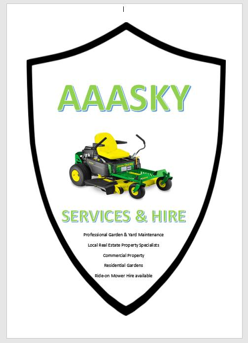AAASKY Services and Hire